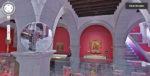 Google 3D позволит увидеть трёхмерное изображение греческого монастыря