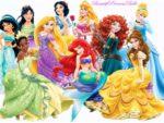 Американские психологи предостерегли от увлечения детей диснеевскими принцессами