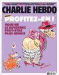 Голые ягодицы Елизаветы ІІ от Charlie Hebdo