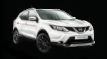 Nissan представит новое исполнение кроссовера Qashqai в следующем году