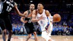 НБА: «Голден Стэйт» пробился в финал, обыграв «Оклахому»
