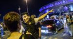 Теракт в Стамбуле глазами очевидцев