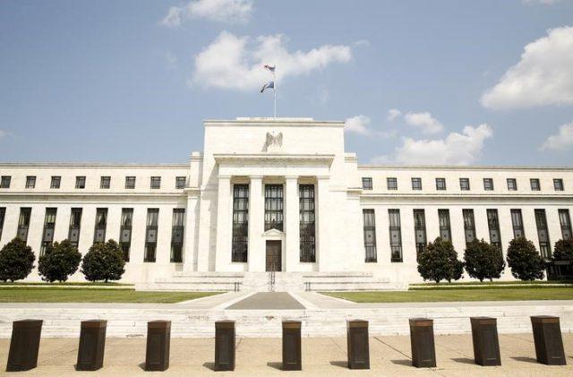 Здание ФРС США в Вашингтоне