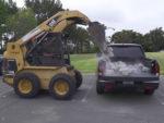 Honda протестировала Ridgeline 2017 на прочность грузового отсека