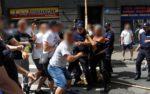 Польша: Радикально настроенная молодёжь напала на процессию в честь Украинских Сечевых Стрельцов
