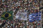 Недофинансирование греческих спортсменов привело их к самостоятельным подготовкам