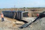 Строительство моста на российско-азербайджанской границе начнется в текущем году