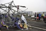 Торнадо в Китае: Погиб 51 человек