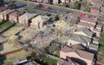 Канада: Мощный взрыв в жилом доме