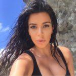 Новое соблазнительное селфи от Ким Кардашьян