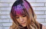 Яркие композиции на волосах – тренд лета -2016