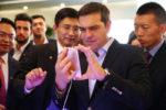Китайский концерн Huawei построит в Афинах технологический парк
