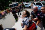 Нью-Йорк: Взрыв в Центральном парке, есть пострадавшие