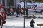 Названо имя виновного в теракте в Стамбуле