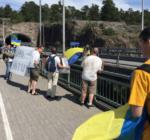«Путин – убийца»: Как в Финляндии встретили российского президента