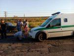 Запорожье: Неизвестные напали на машину инкассаторов «Сбербанка»