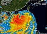 Китай: Тайфун стёр с лица земли почти 2 тысячи домов