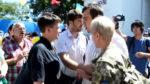 В Одессе Надежду Савченко закидали яйцами