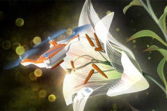 Созданы заменяющие пчел дроны-опылители