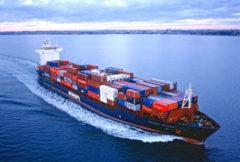 Как доставить груз по морю из Китая