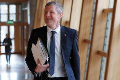 Шотландский политик вступил в борьбу с бараном