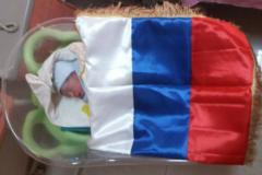 Новорожденного мальчика в Сирии назвали Владимиром Путиным