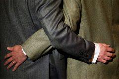 Первый брак между тремя мужчинами заключили в Колумбии