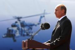 Сердюкова не подпустили к Путину на МАКСе