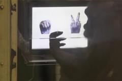 Японцы научили шимпанзе играть в «камень, ножницы, бумага»