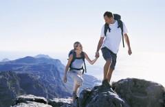 Что может быть захватывающей, чем горный туризм