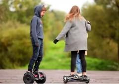 Как правильно подобрать гироскутер для ребенка?