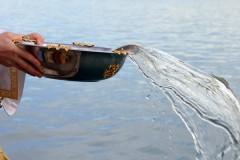 Неизвестные во Франции заменили святую воду в церковных купелях алкоголем