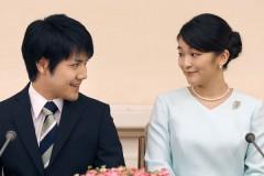 В Японии состоялась помолвка принцессы Мако с простолюдином
