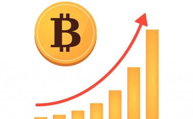 bitcoin растет