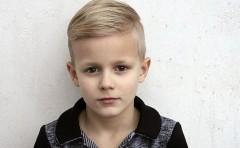 Детская стрижка Тюмень от салона «ИМИДЖ СТАЙЛ»