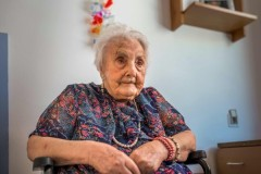 Умерла старейшая европейка