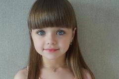 Найдена новая «самая красивая девочка в мире»