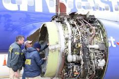 Пассажирку терпящего бедствие самолета засосало в иллюминатор