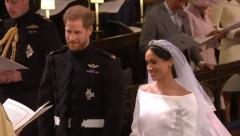 Принц Гарри женился