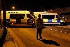 Водитель напился самбуки, дважды доказал трезвость и прокололся на наркотиках