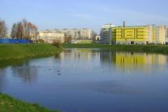 В Петербурге нашли реку спирта