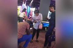 Странный танец невесты после предложения руки и сердца попал на видео