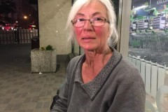Среди московских бездомных нашли шведскую писательницу-фантаста