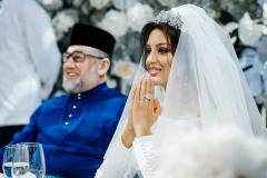 «Мисс Москва» высказалась о разводе с бывшим королем Малайзии