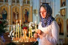 Как выбрать платок для храма