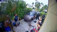 Женщина вызвала полицию из-за криков попугая о помощи