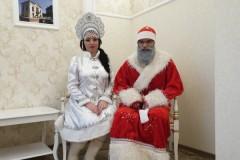 В российском ЗАГСе отказались женить Деда Мороза и Снегурочку