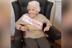 Долгожительница отметила столетие и поделилась секретом счастливой жизни