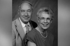Супруги умерли в один день от коронавируса после 73 лет брака