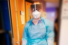 Медсестра рассказала о четырех умерших за один день от коронавируса пациентах